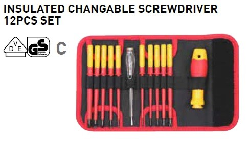 Insulated Screwdrivers