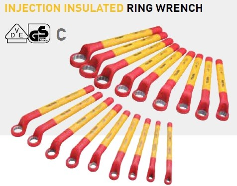 Injection Insulated Wrenches & Sockets