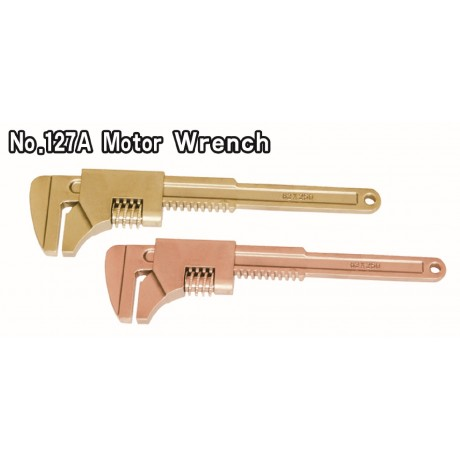 No. 127A Motor Wrench