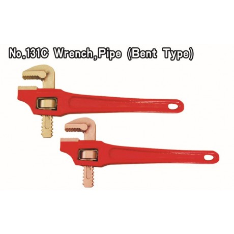 No. 131C Wrench Pipe (Bent Type)
