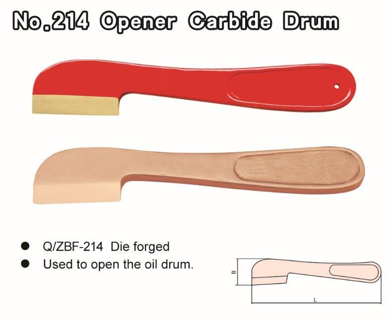 No. 214 Opener Carbide Drum