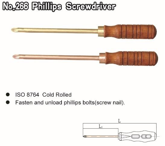 No.266 Phillips Screwdriver
