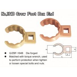 No. 164B Crow Foot Box End