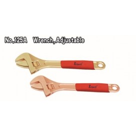 No. 125A Wrench, Adjustable