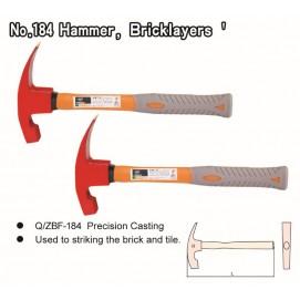 No. 184 Hammer, Bricklayers