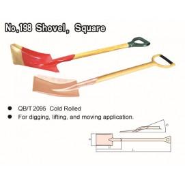 No. 198 Shovel, Square