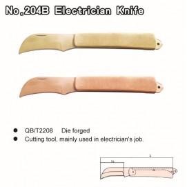 No. 204B Electrician Knife